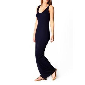 Urban Behaviour Black Maxi Dress